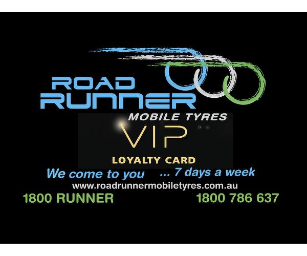 Road Runner Mobile Tyres