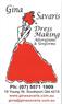 Gina Savaris Dressmaking and Alterations