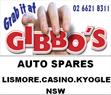 GIBBO'S AUTO SPARES