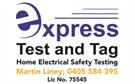 Express Test & Tag