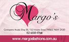 Margo's fashion