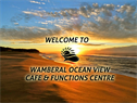 WAMBERAL OCEAN VIEW CAFE & FUNCTIONS