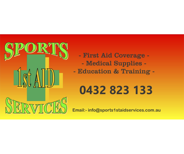 Sports First Aid Services