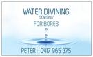 Water Divining
