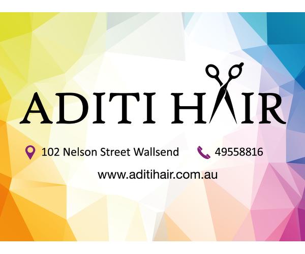 Aditi  Hair
