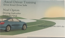 Axcel Driving Training