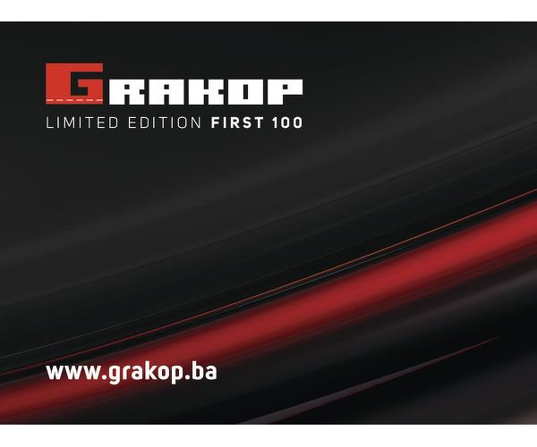 Benzinska pumpa GRAKOP