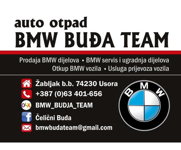 BMW BUĐA TEAM