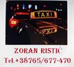 TAXI Ristić Zoran