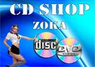 CD SHOP ZOKA