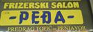 Frizerski salon ,,PEĐA,,