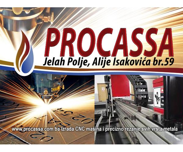 """""""PROCASSA - FISCHER"""" d.o.o. TEŠANJ"""