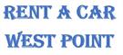 Rent a car West point