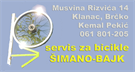 ŠIMANO-BAJK
