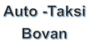 Auto -Taksi Bovan