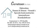 Cornelissen BVBA