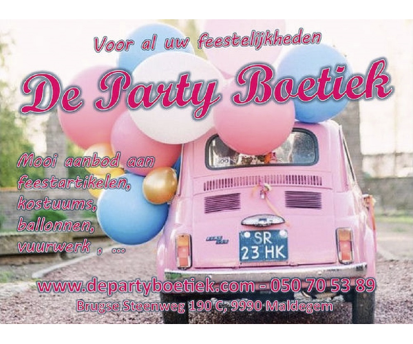De Party Boetiek
