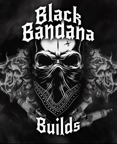 Black Bandana Builds