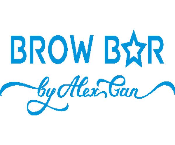 BROW BAR by Alex Gan