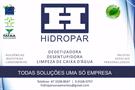 HIDROPAR DESENTUPIDORA E DEDETIZADORA