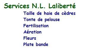 Services NL Laliberté