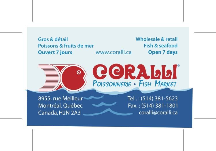 Coralli Fish