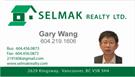 Selmak Realty LTD