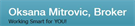 Real Estate - Oksana Mitrovic