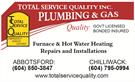 Total Service Plumbing & Gas
