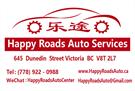 Happy Roads Automotive Services