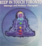 Keep In Touch Toronto Massage and Holistic Therapies