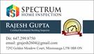 Spectrum Home Inspection
