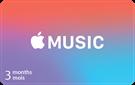 Apple Music 3 Month