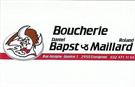 Boucherie Maillard Bapst