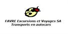 FAVRE Excursions et voyages SA