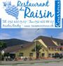 Restaurant du Raisin