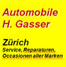 Automobile H. Gasser
