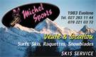 Camping - Michel Sports