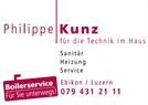 Philippe Kunz für die Technik im Haus