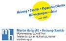 Martin Hofer AG