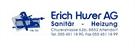 Erich Huser, Sanitär