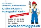 P. Schmid Gipser Malergeschäft GmbH