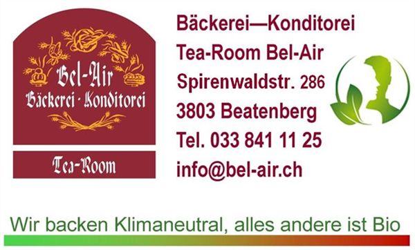 BEL-AIR Bäckerei-Konditorei Tea-Room