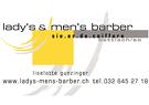 Lady's + Men's Barber