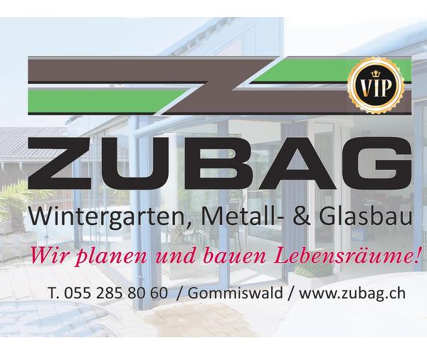 ZUBAG Wintergärten Metallbau AG