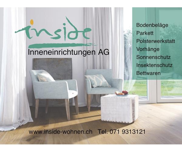 Inside Inneneinrichtungen AG