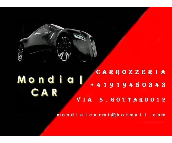 Carrozzeria Mondialcar MT