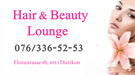Hair & Beauty Lounge