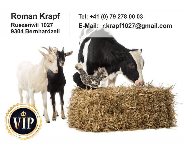 Roman Krapf  Landwirtschaftsbetrieb