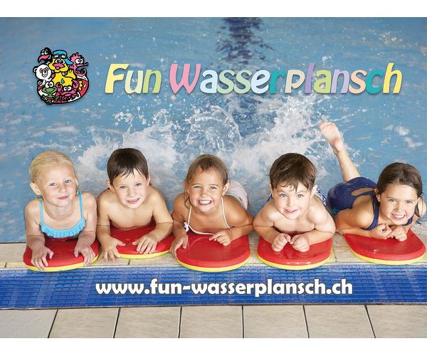 Schwimmschule Fun-Wasserplansch